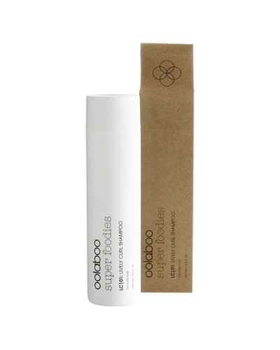 Oolaboo Super Foodies LC|01: Lively Curl Shampoo 250ml