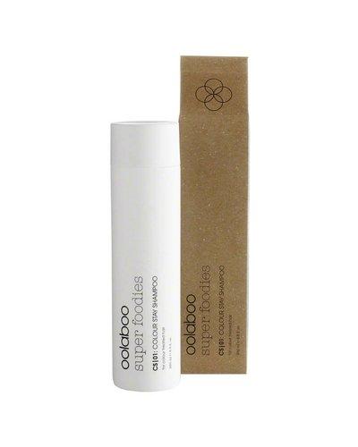 Oolaboo Super Foodies CS|01: Colour Stay Shampoo 250ml