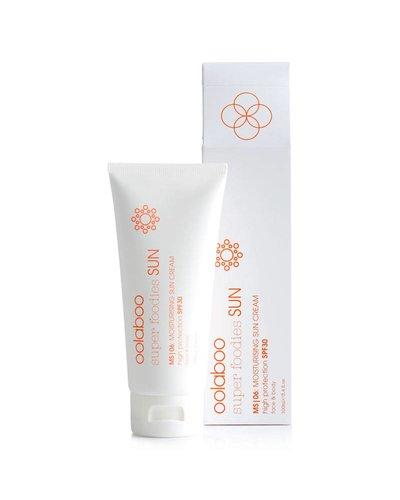 Oolaboo Super Foodies Sun MS|06: Moisturizing Sun Cream SPF30 100ml