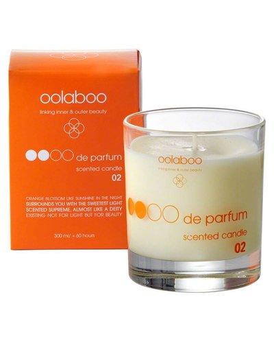 Oolaboo OOOO de Parfum Scented Candle 300ml 02 Orange Blossom
