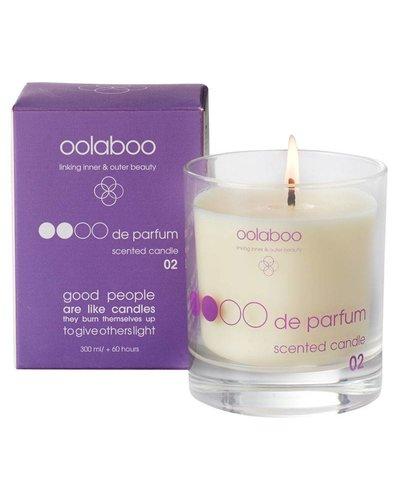 Oolaboo OOOO de Parfum Scented Candle 02 - Cinnamon 300ml