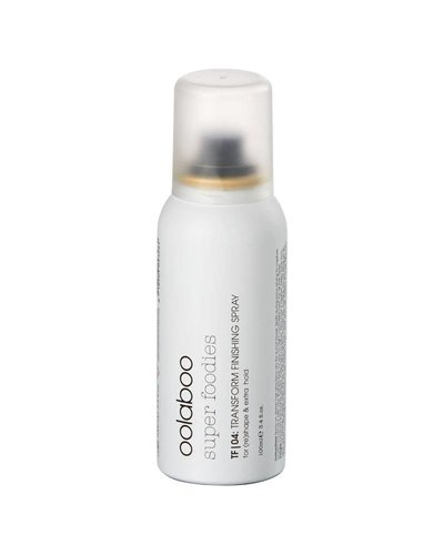 Oolaboo Super Foodies TF/04 Transform Finishing Spray 100ml