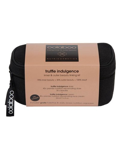 Oolaboo Truffle 40+ Indulgence Inner & Outer Beauty Linking Kit