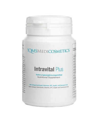 QMS Intravital Plus 60 Capsules