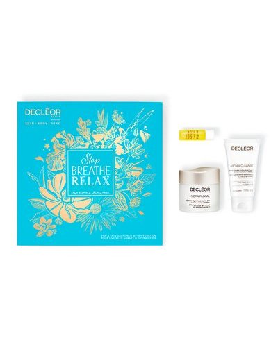 Decléor Stop, Breathe, Relax: Hydrating Gift Set