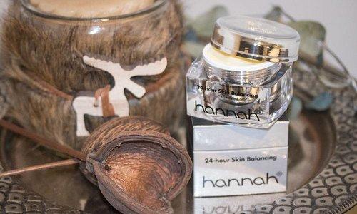 Review: hannah 24-hour Skin Balancing
