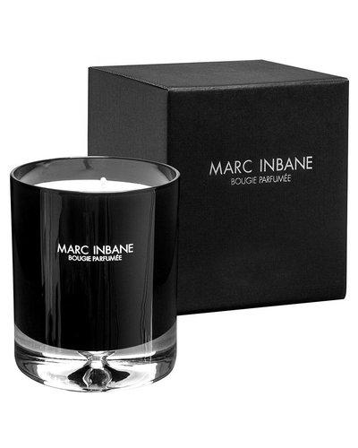 Marc Inbane Bougie Parfumée Candle Tabac Cuir Black 200gr