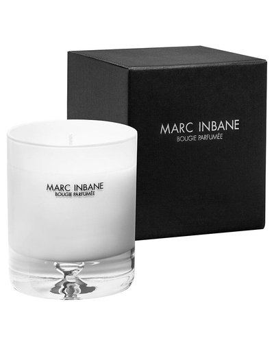 Marc Inbane Bougie Parfumée Candle Tabac Cuir White 200gr