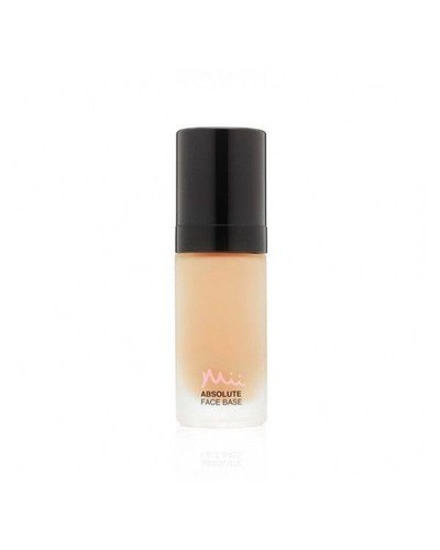Mii Absolute Face Base Utterly 30ml 02 Peachy