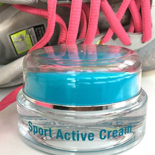 Review !QMS Sport Active Cream