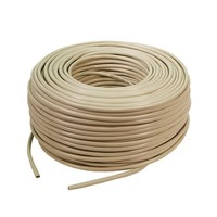 UTP CAT5e netwerk kabel soepel 305M CCA