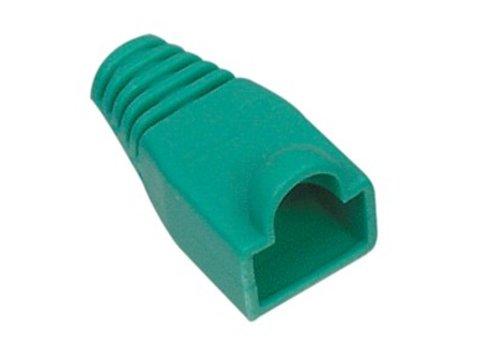 RJ45 Tule Groen 100 stuks 6mm