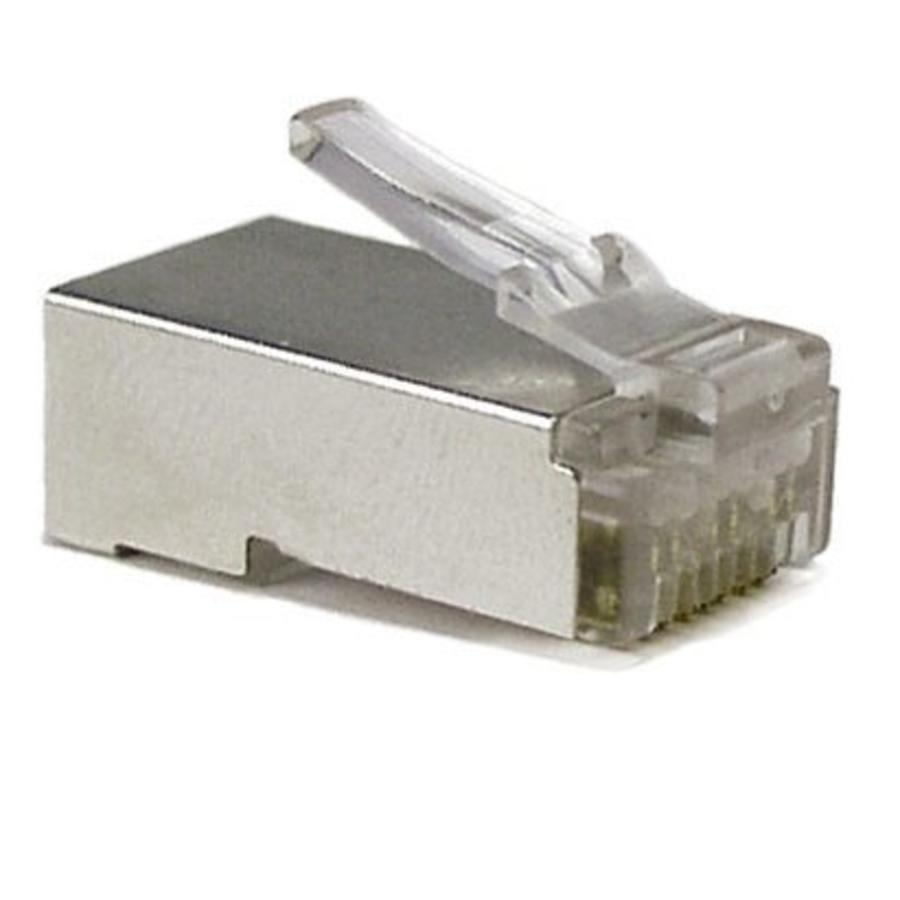 CAT5e Connector RJ45 - Shielded 10 stuks