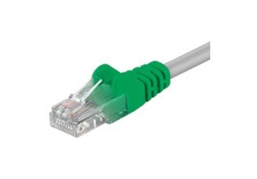 Cat5e U/UTP Crossover Cable 1M