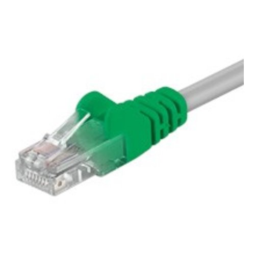 Cat5e 1M crossover UTP kabel