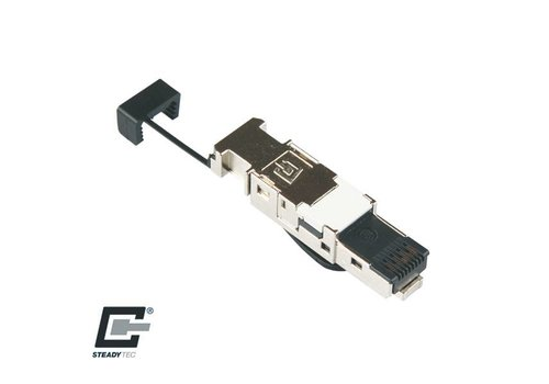 CAT7 Toolless Connector RJ45 Shielded - STP
