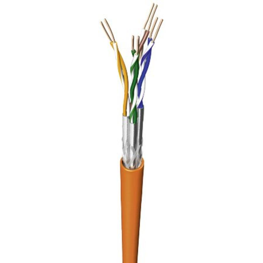 Cat7a S Ftp 1000mhz Solid 500m Copper Wiring Devices