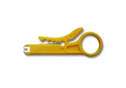 LSA/IDC Punchdown Tool For Keystones