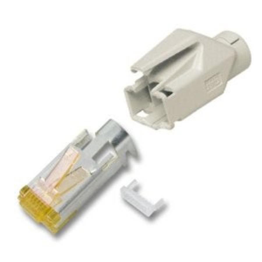 CAT6a Hirose Connector RJ45 voor soepele kabel 10 stuks