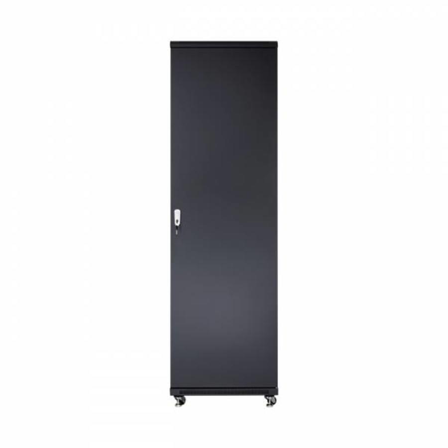 42U serverkast met glazen deuren 600x600x2055mm (BxDxH)