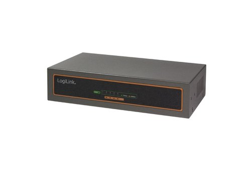 Power over Ethernet (POE) Switch 5 Port Gigabit