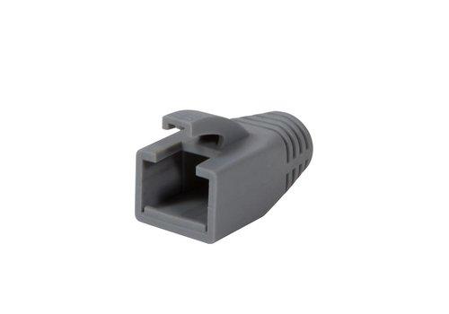 Strain Relief Boot 8.0 mm tule voor RJ45 plugs 10 stuks