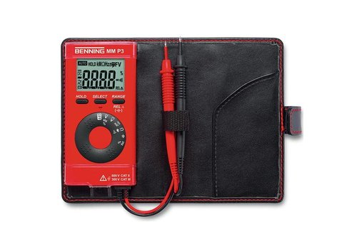 BENNING BENNING MM P3 Digitale Multimeter