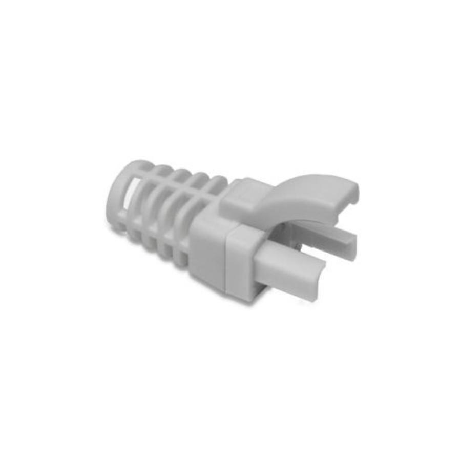 Tule/Trekontlasting voor RJ45 5.7mm Wit