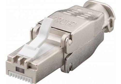 CAT6a Toolless connector RJ45 - STP