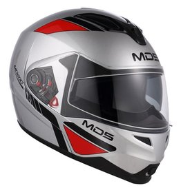MDS (By AGV) Traveler zilver