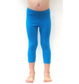 3/4 legging turquoise