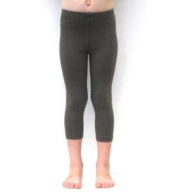 3/4 legging zwart