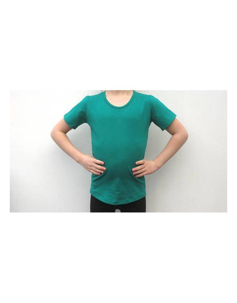 t-shirt biljartgroen