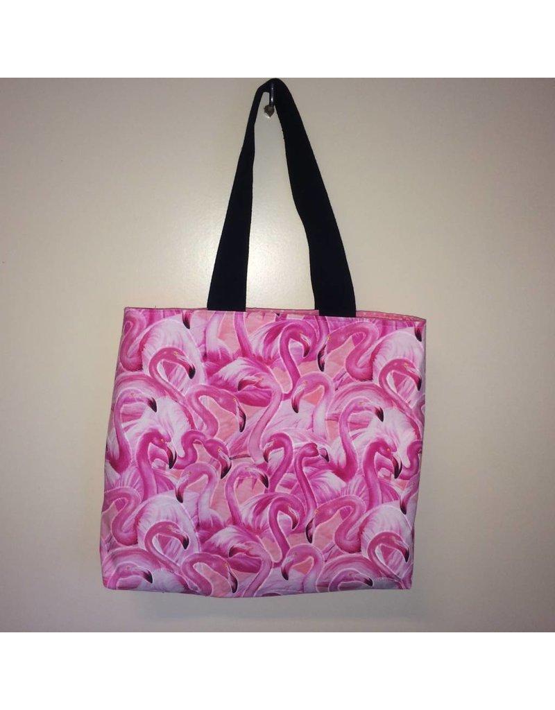 tas klein flamingo's