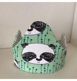 verjaardagskroon panda's