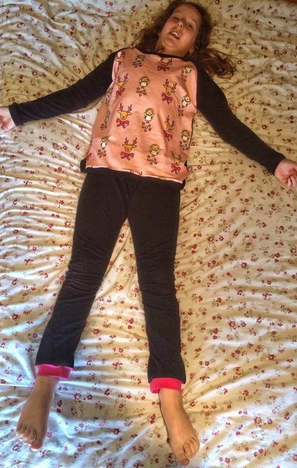 Pyjama voor Tille
