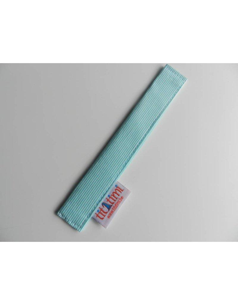 bladwijzer turquoise