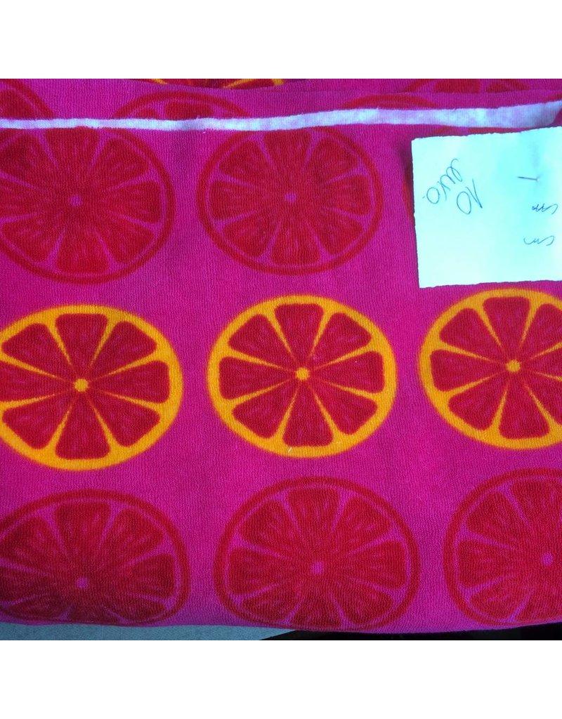 stof spons sinaasappelen