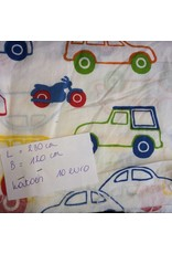 stof katoen voertuigen
