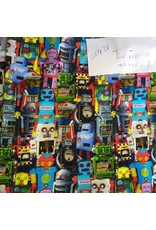 stof tricot robots