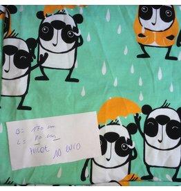 stof tricot panda paraplu
