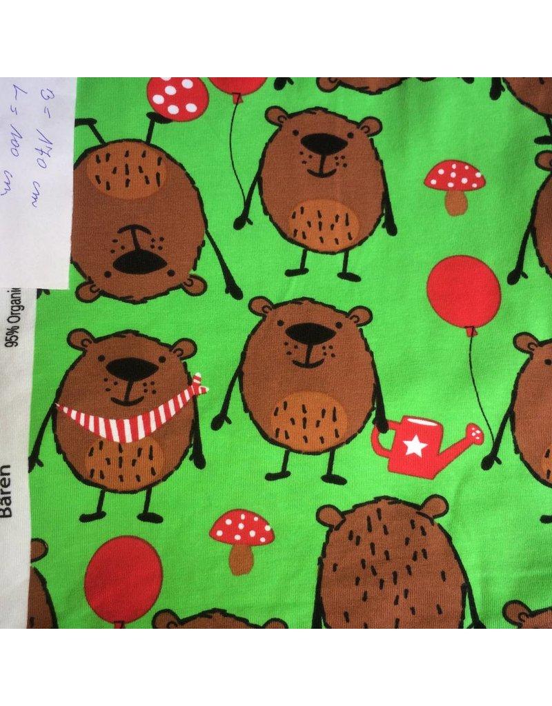 stof tricot beren