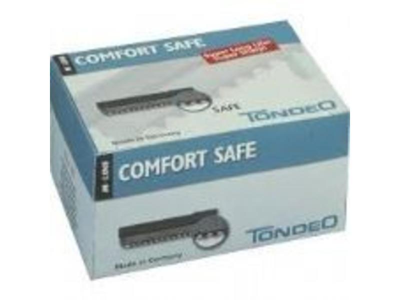 Tondeo Comfort Safe vervangmesjes 10x10 st