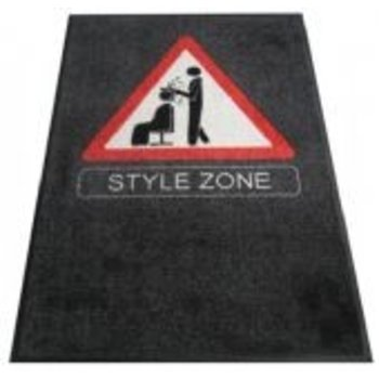 Trend Design Deurmat style zone 60x75 cm