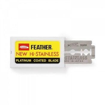 Feather Double Edge Mesjes 10stk