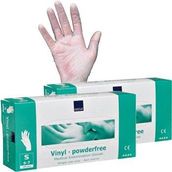 Abena Vinyl Handschoenen Met Poeder 100st