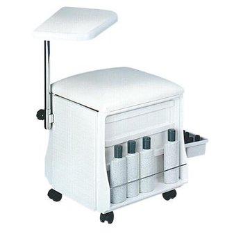 Sibel Tafel en Stoel voor Manicure Wit