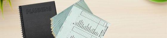 Afsprakenboeken en Klantenkaarten