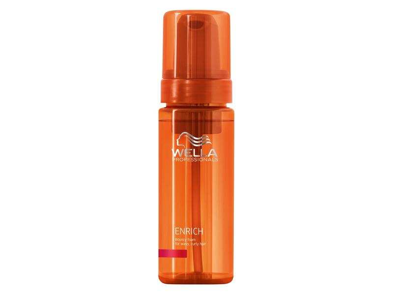 Wella Enrich Bouncy Foam