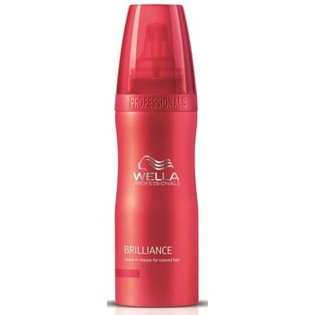 Wella Brilliance Leave-in Mousse